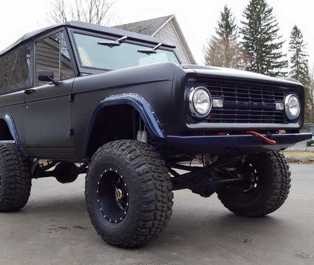 Where it started, 1974 Bronco Restoration #Jake