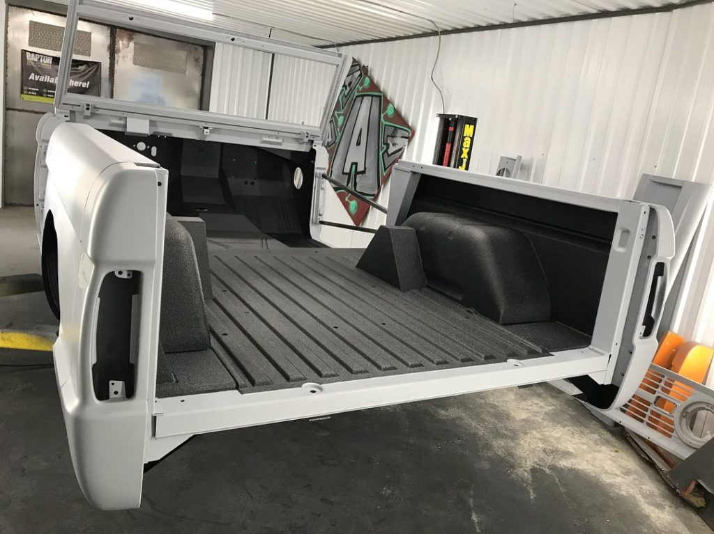 LAL Customs Ford Bronco Steel Body Restoration