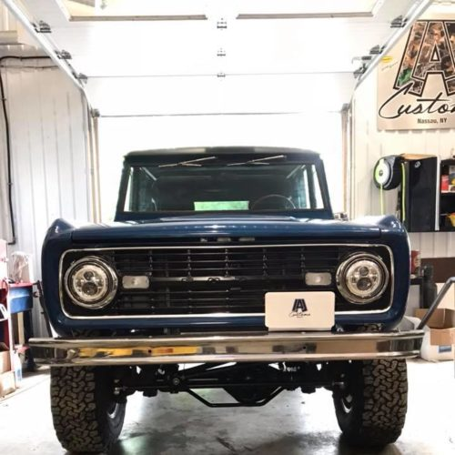 LAL Customs Ford Bronco Restorations