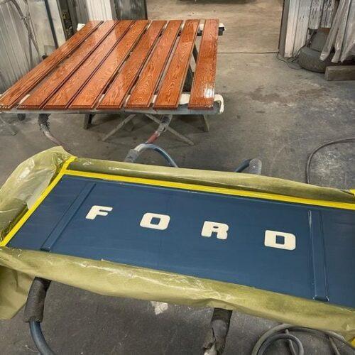 Ole-Blue-1953-FordF100-Crown-Vic-Front-End-Swap-LALCustoms-28
